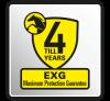 A riprova dell'affidabilità dei propri prodotti, Antonio Carraro, oltre alla garanzia standard di 24 mesi, offre l'opzione di garanzia estesa EXG Maximum Protection fino a 3 o 4 anni.